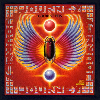 journey greatest hits cd. journey greatest hits live