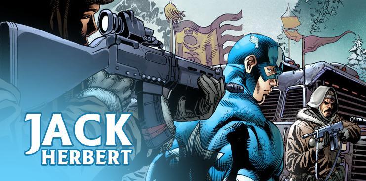 Jack Herbert comics