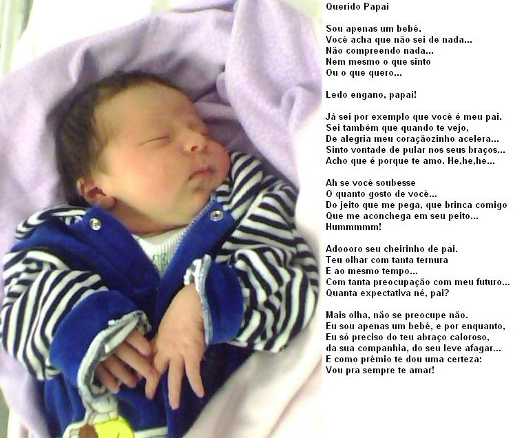 Frases Para Papai De Primeira Viagem