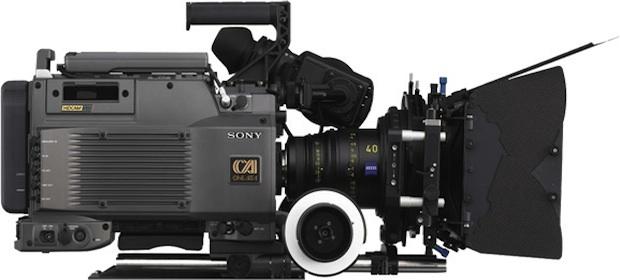 Neil Sadwelkar's musings on Digital: Sony SRW-9000 digital movie ...