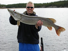 Fishing in Manitoba
