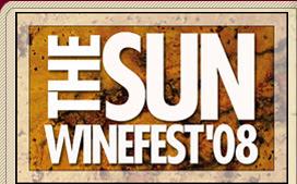 The Sun WineFest 2008