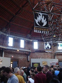 Extreme Beer Fest at the Cyclorama