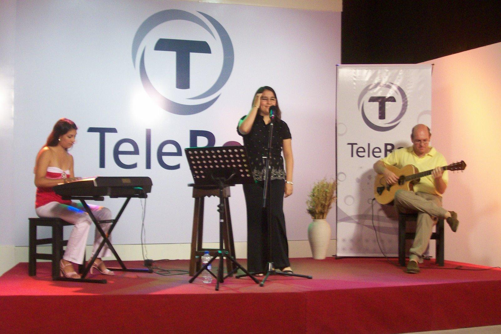En el Programa Tiempo Provincial 2008 con Cintia Bravo y Daniela Ledesma