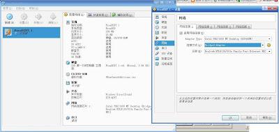 虚拟机安装FreeBSD,跟宿主机连接的方法