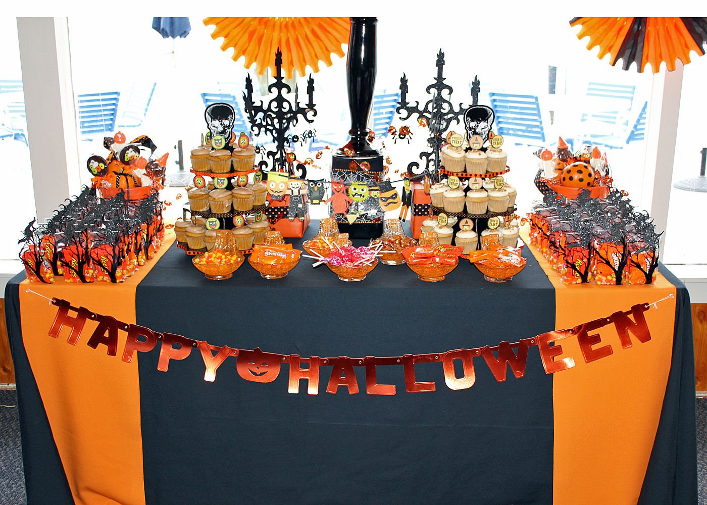 halloween baby shower decorations - Halloween Baby Shower Decorations