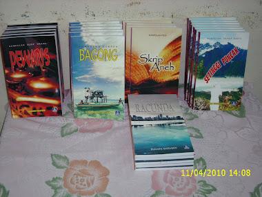 Buku terbitan BAHASA