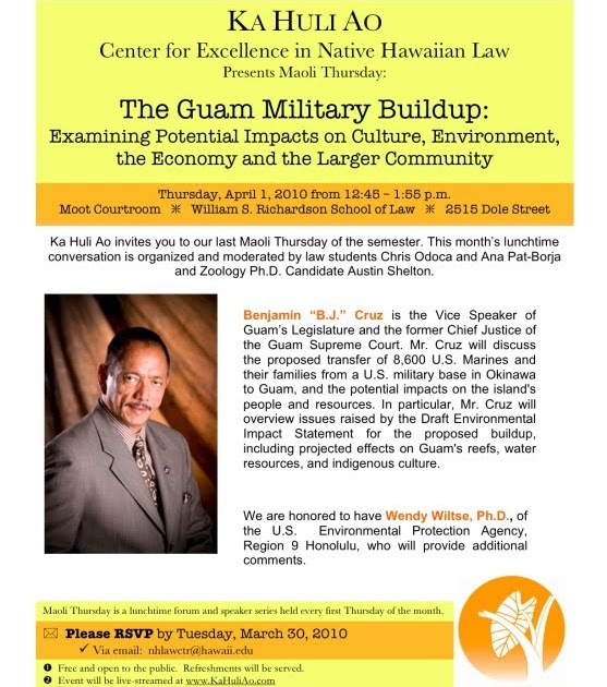 military build up in guam effects This economic outlook is focused on the impending military buildup on   economic impact on guam is related to the population, both military.