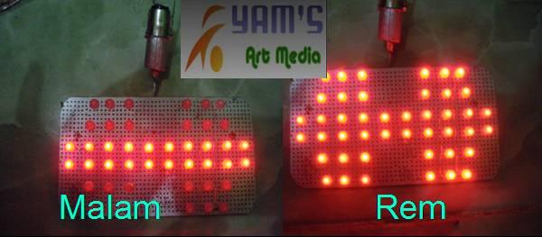Stop Lamp Yamaha Scorpio