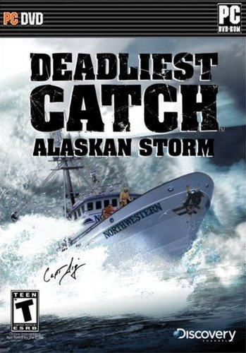 Deadliest Catch   Alaskan Storm  PC