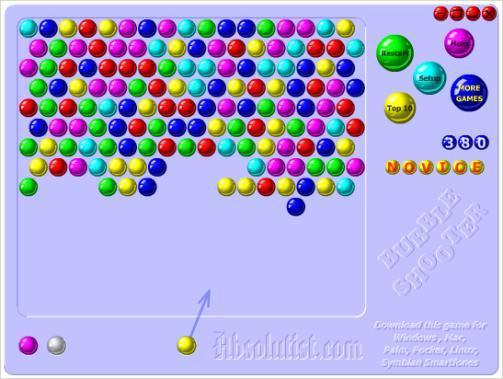 bubble shooter 7