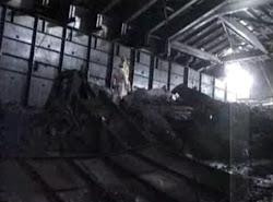 Dentro del sarcófago de Chernóbil