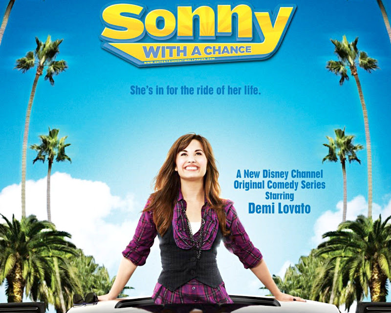 Sonny ( Sonny with a chance )