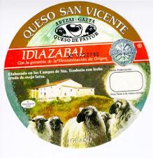 Queso Idiazabal de Montaña Alavesa