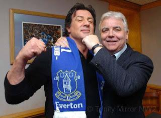 stallone torce Everton