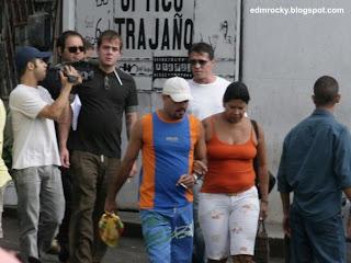 Stallone na Favela