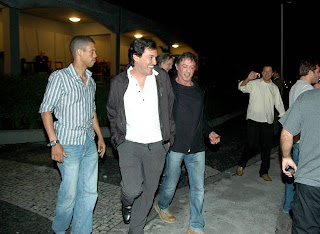 Stallone no Rio de Janeiro