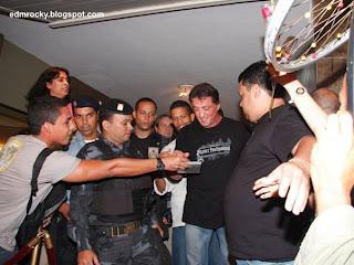 Stallone no Rio