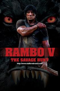 Teaser-Pôster Rambo V