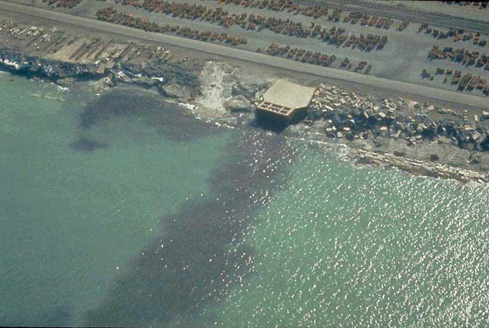 Water Pollution Fertilizer