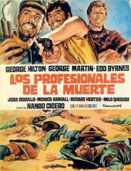 Los Profesionales De La Muerte (1967)