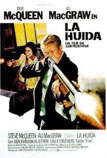 Poster de La huida