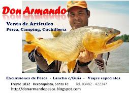 Pesca Deportiva en Reconquista