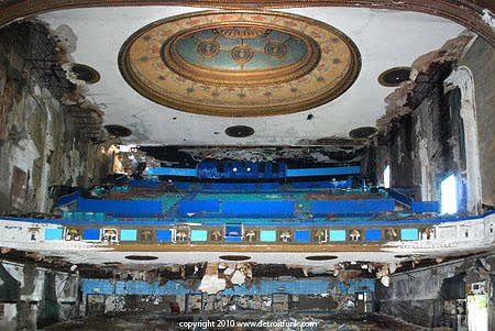 Easttown Theatre, Detroit