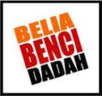 BELIA BENCI DADAH