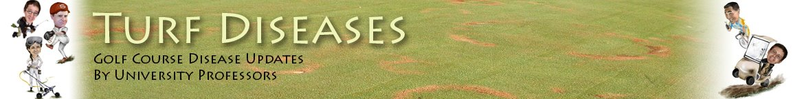 Turfgrass disease updates for golf courses