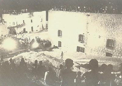 """de """"Drácula contra Frankenstein"""", dirigida por Jesús Franco en 1972"""