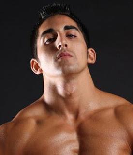 Muscle Boys: Cody Miller