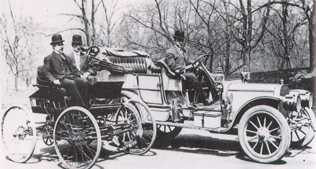 the invention of the automobile a major breakthrough in american history The first electric light invention recorded in history was in 1802 by  his major breakthrough,  the first light bulb in the american continent was developed.