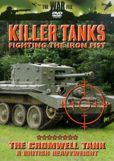 Killer Tanks: The Cromwell Cover