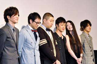 Seiichi Tanabe, Kousuke Suzuki, YoshiYoshi Arakawa, Soukou Wada, Megumi Seki, Kento Nagayama