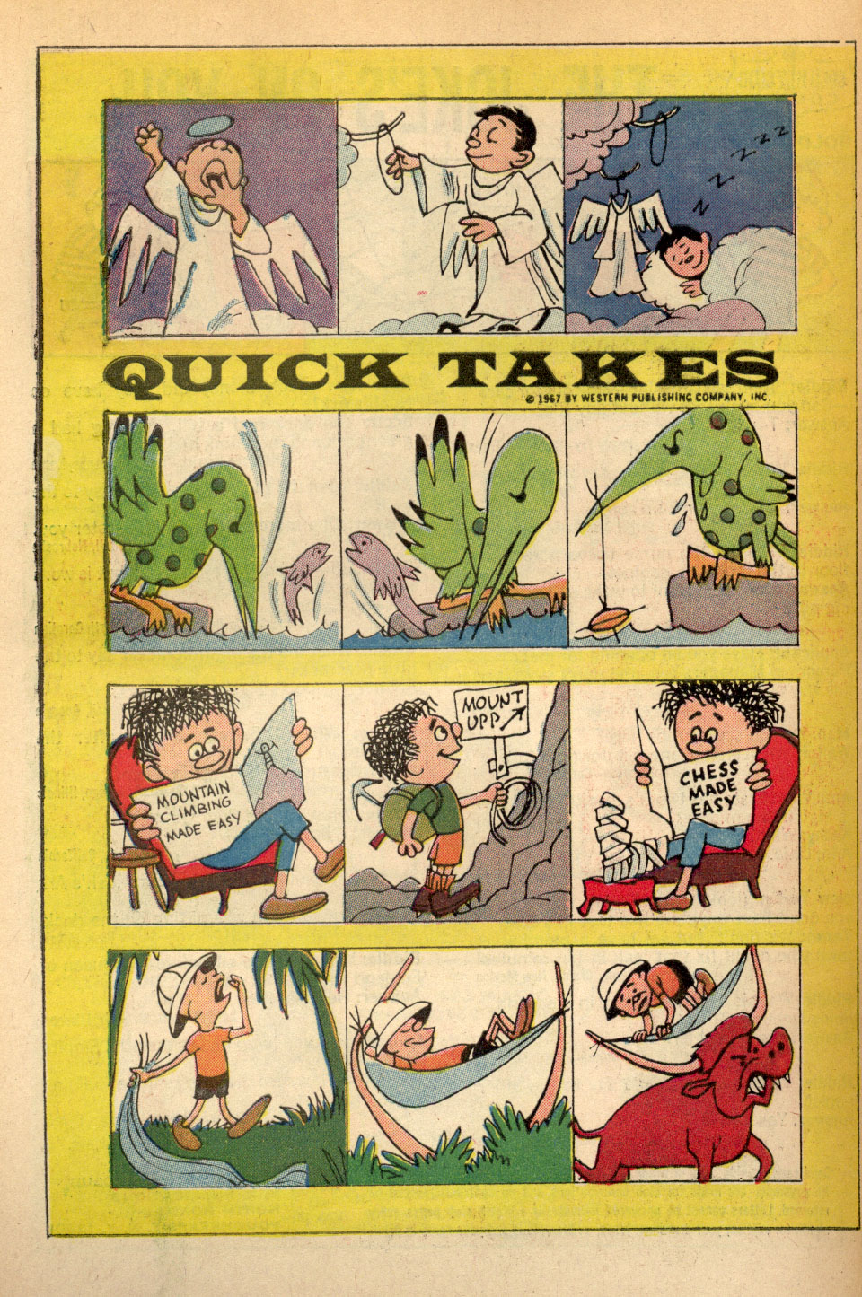 Uncle Scrooge (1953) Issue #72 #72 - English 34