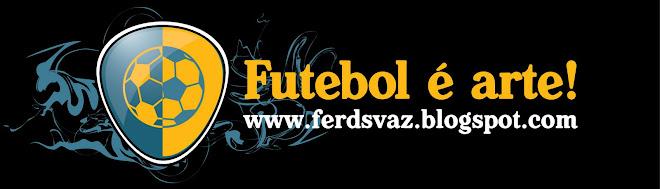 Futebol é arte!!