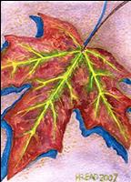 [red+leaf]