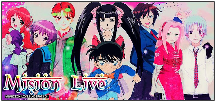 personajes que tienen la mision live