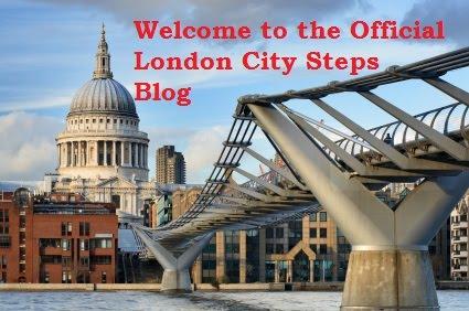 London City Steps