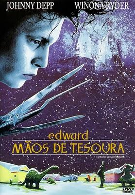 Edward Mãos de Tesoura - Dublado