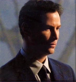First look at Keanu Reeves as Klaatu.