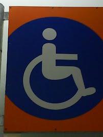 ini lambang OKU bukan OKB! kalau OKb lambang tu tertonggeng!