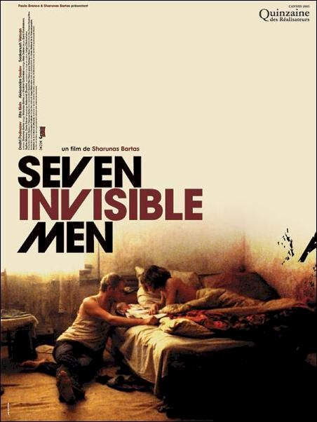 Seven Invisible Men movie