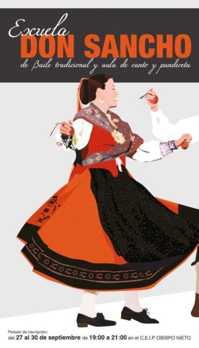 DON SANCHO. Difusión de la Cultura Tradicional de Zamora ... - photo#27