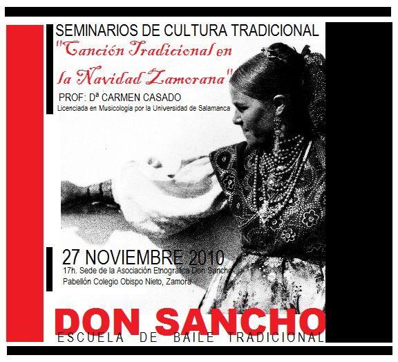 DON SANCHO. Difusión de la Cultura Tradicional de Zamora ... - photo#12