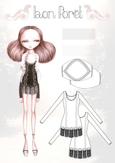 mohair, fashion, design, illustration, pretty, feminine, characters, girls, drawings, art, knitting, knitwear
