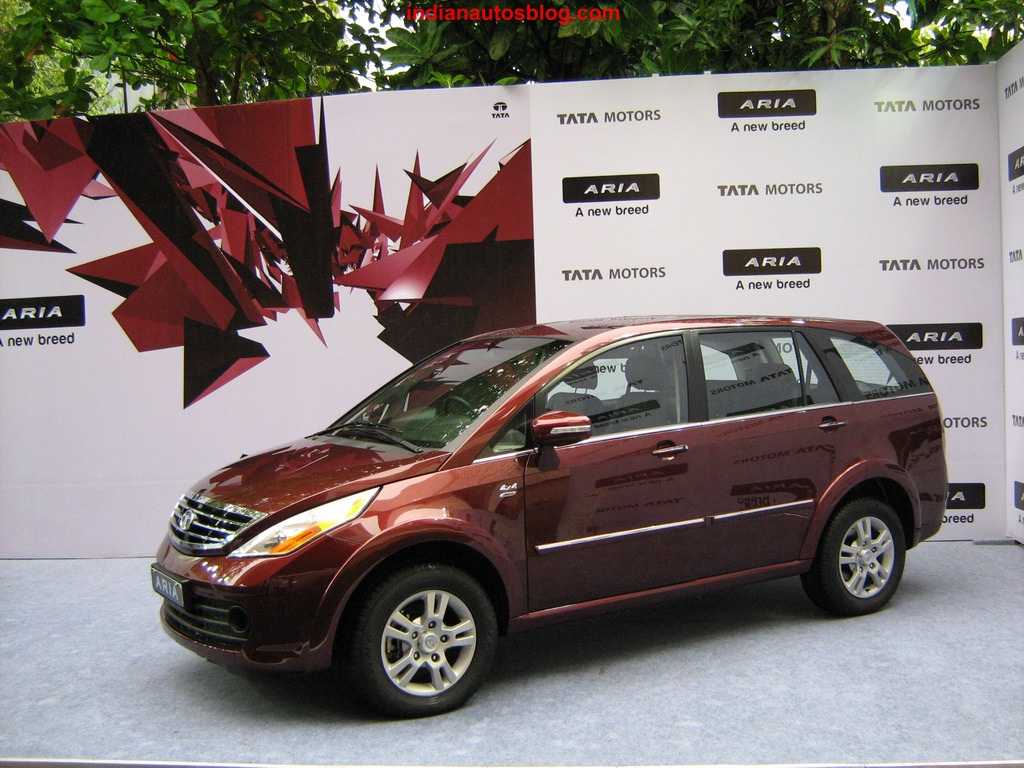 Tata Aria Indian luxury car Wallpapers, Images, Pictures ...
