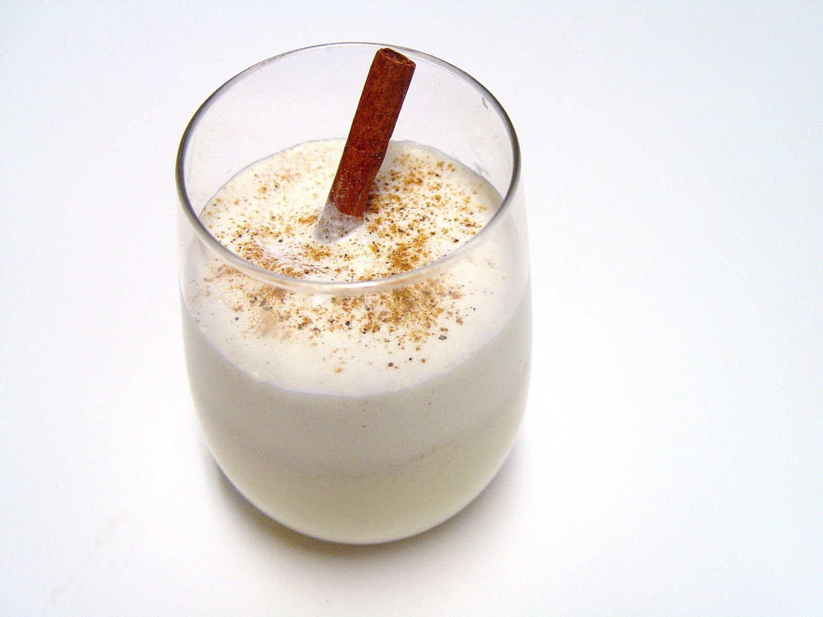 Kitchen Comments: Creamy Eggnog