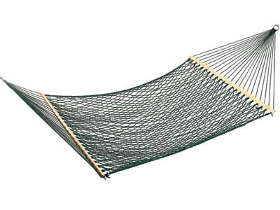 ... cool way to extricate oneself from the hammock has yet to be invented